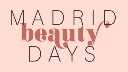 Madrid Beauty Days prepara una nueva edición del 22 al 24 de abril 2016