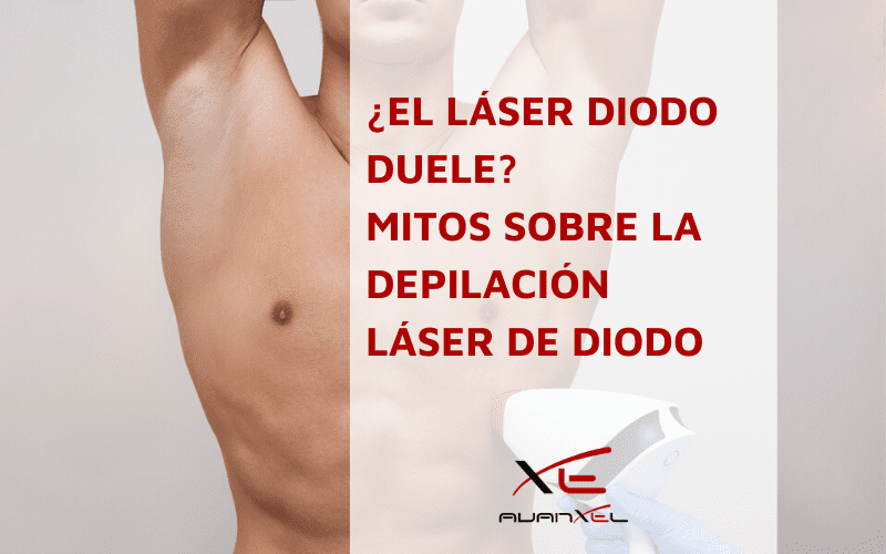 laser diodo duele