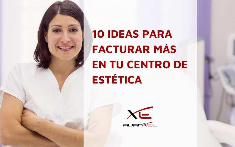 Ideas para un centro de estética